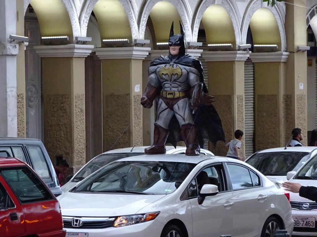 Dadaddadaddadadadadadda BATMAN!