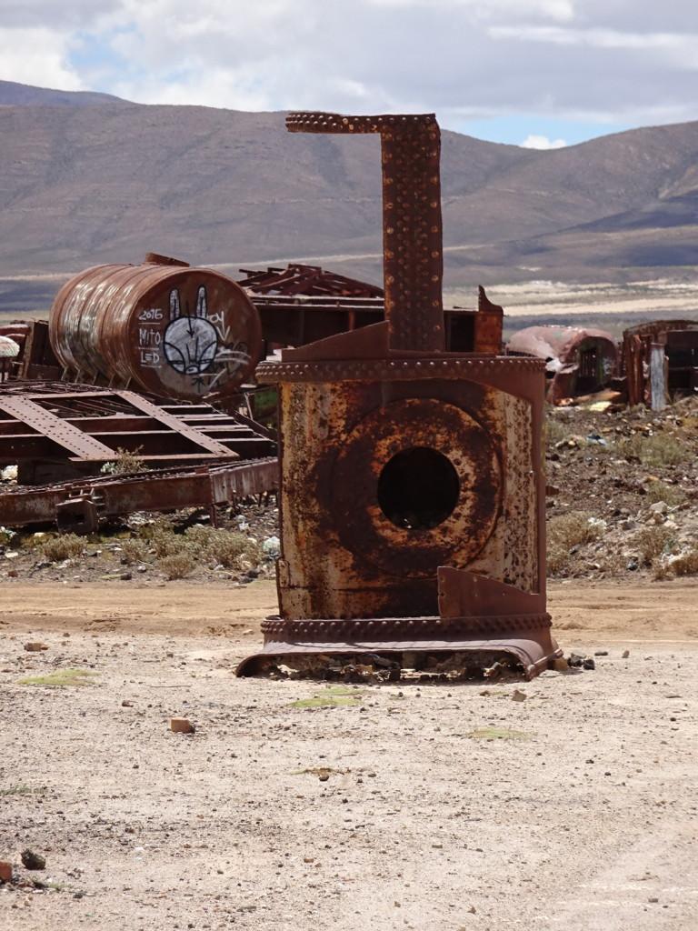 A furnace?