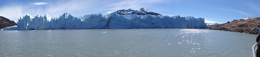 Perito Moreno in just some of her majesty.