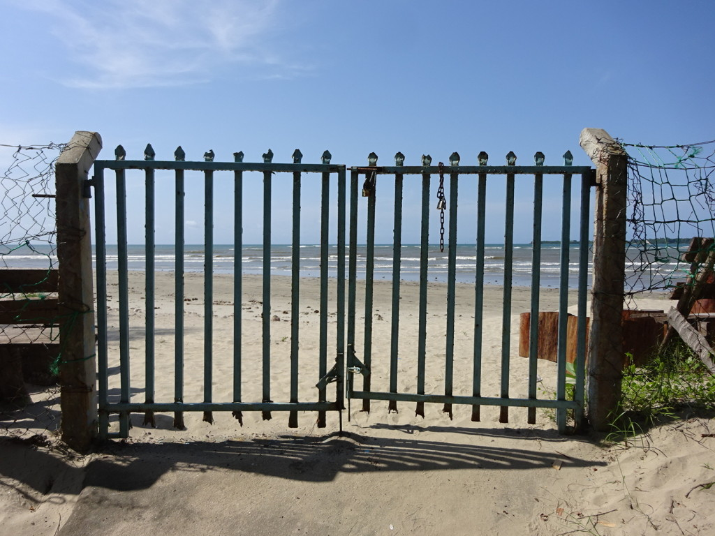 Ocean Closed. -Mother Nature