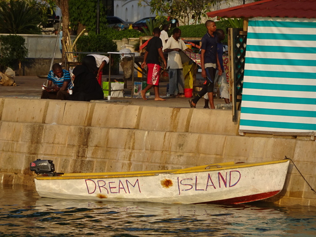 A dream island, indeed.
