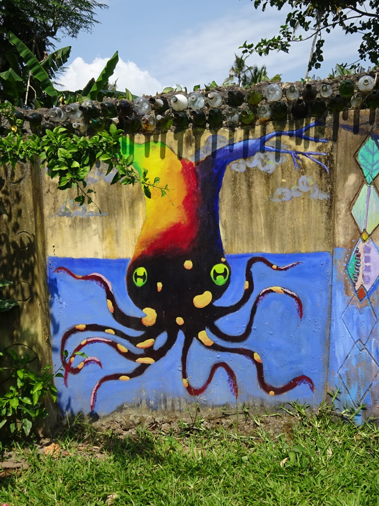 Court Jester - Octopus. Why not?