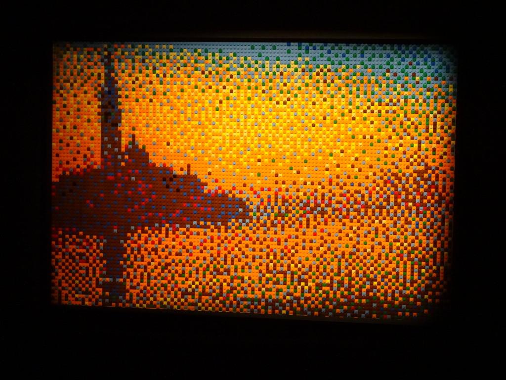 Mo Monet, mo Monet.