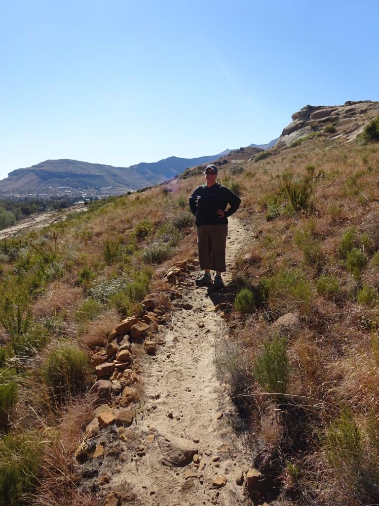 Nice day to hike.