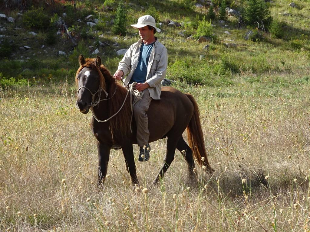 My Mongolian Cowboy.