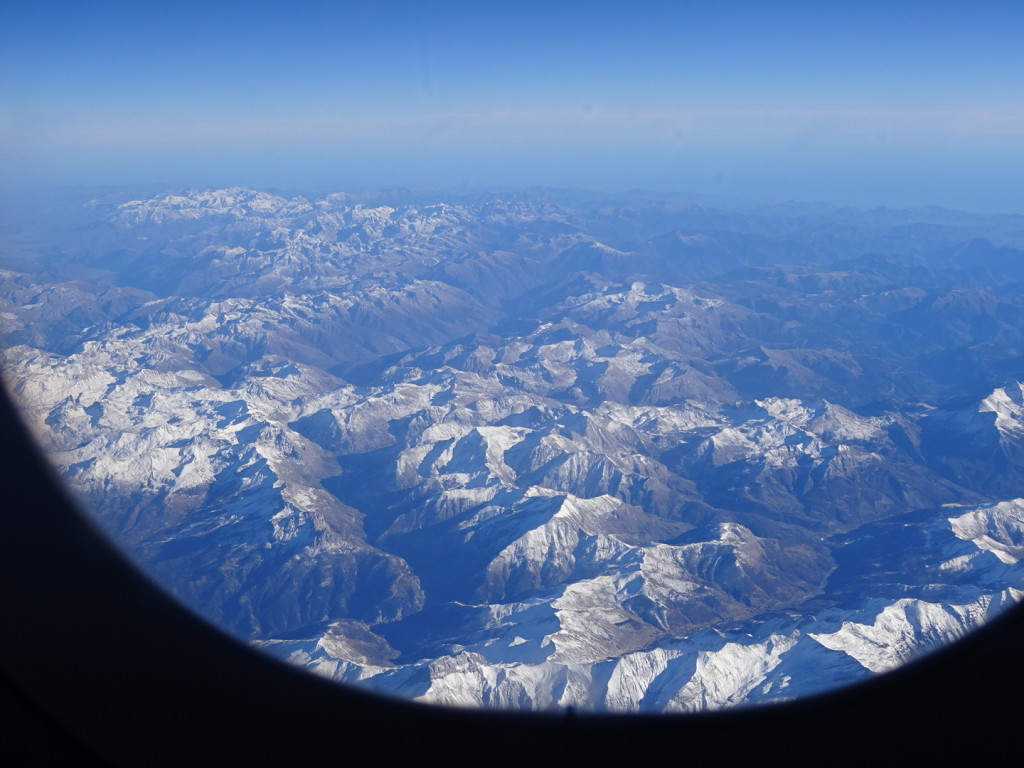 THE ALPS!!!