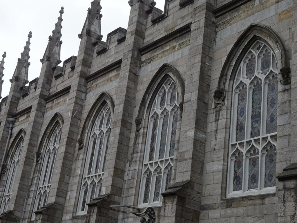So many churches, so many classic windows!