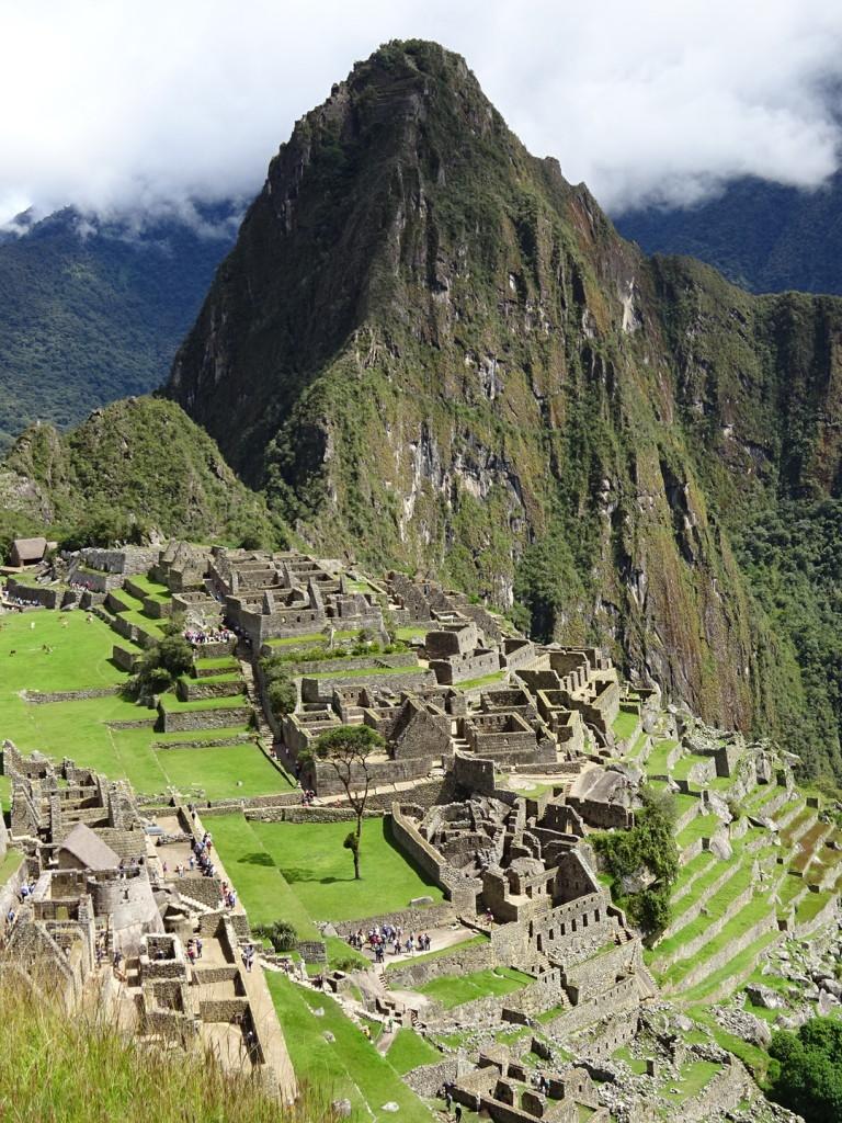Kinda gotta include Maccu Piccu. Peru.