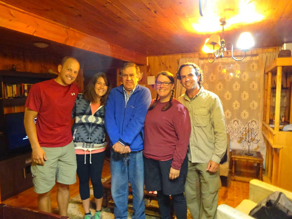 Ahhhh Juan Pablo!!! Hands down our very best accomodation was here. JP took such good care of us and we made friends with the fabulous TJ and Taylor. We would spend a week with them in Buenos Aires a few weeks later. Hope to look them up in the states. WHERE, Chile.