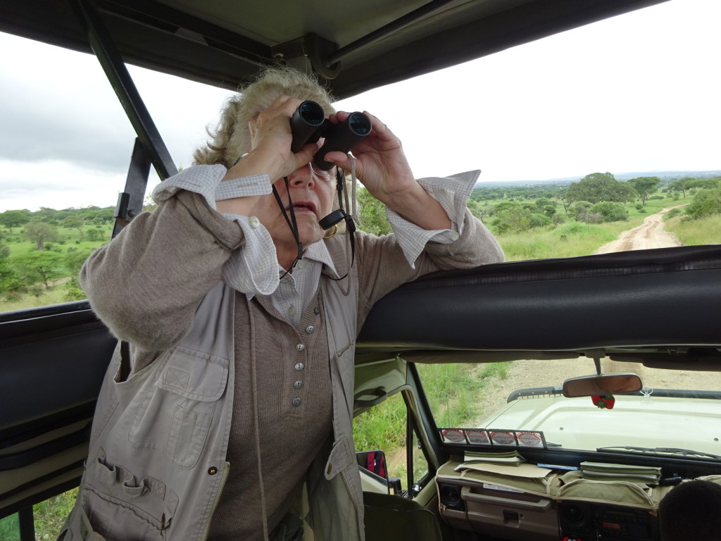 Happy Birthday Aunt Casey! Keeping an eye on us since our safari, if not before!