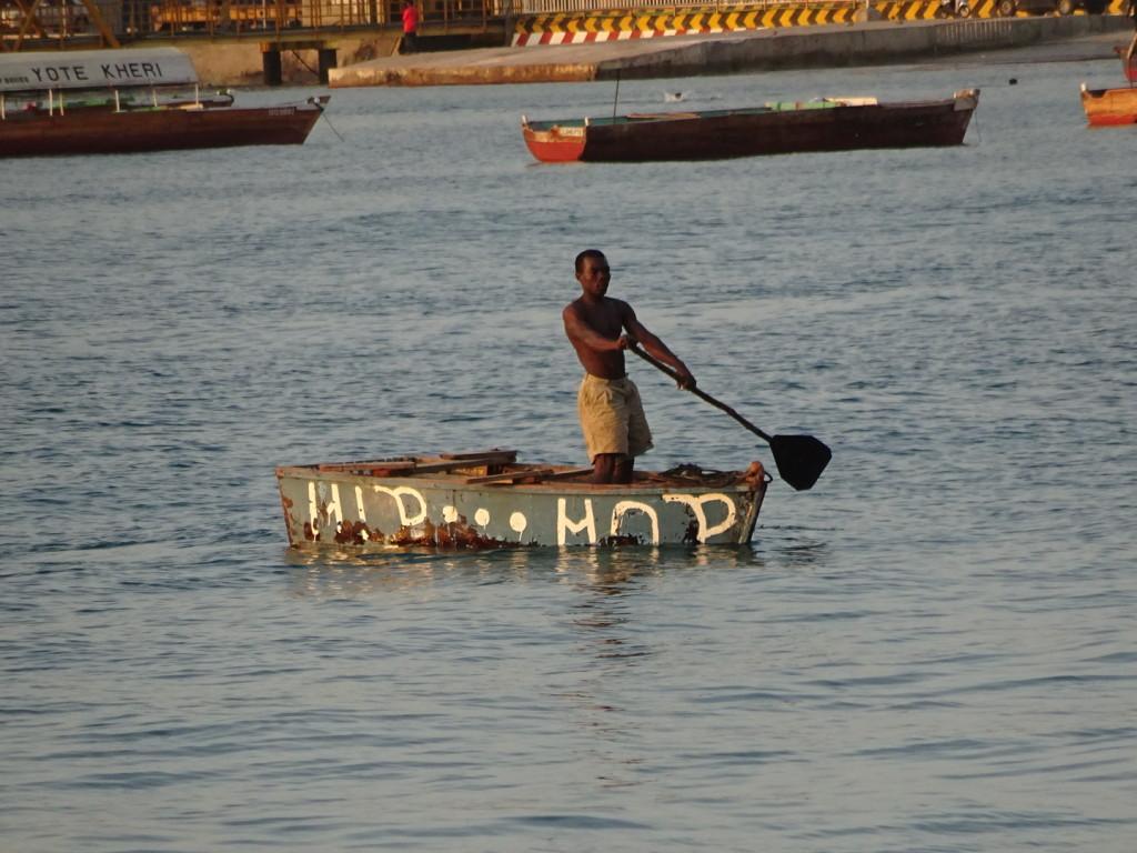 Oh yes, the Hip Hop. Zanzibar, Tanzania