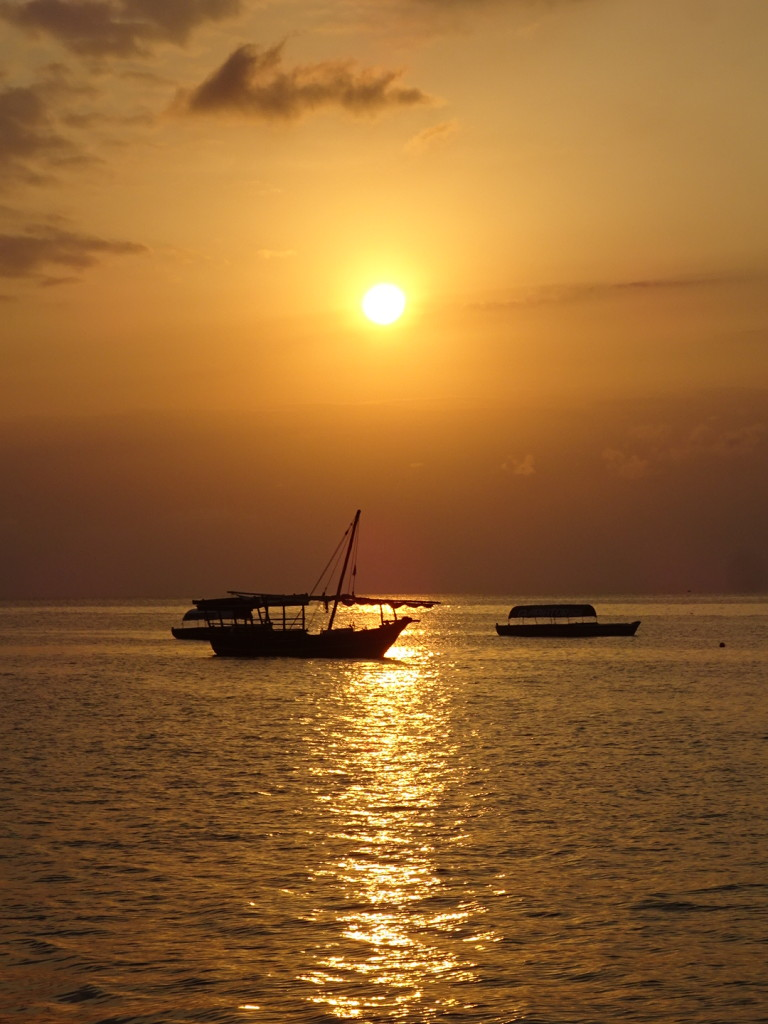 indian Ocean. Zanzibar, Tanzania.