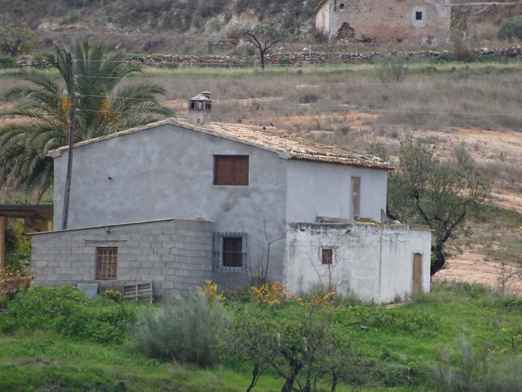 Little house in Spain.
