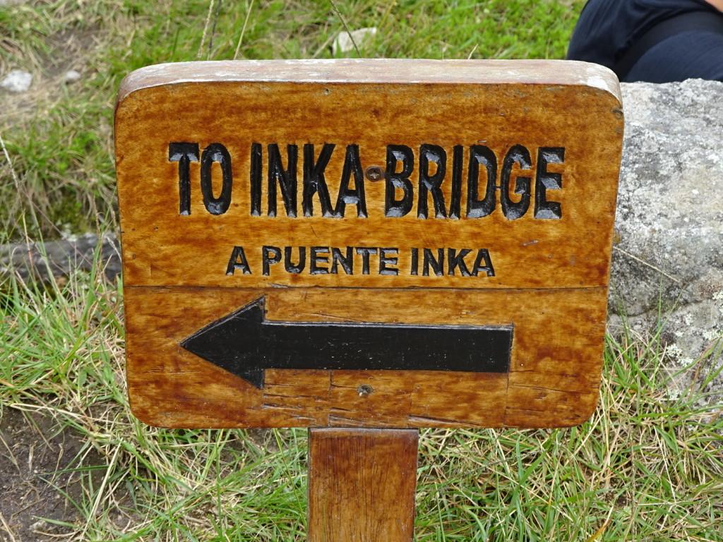 To the Bridge!