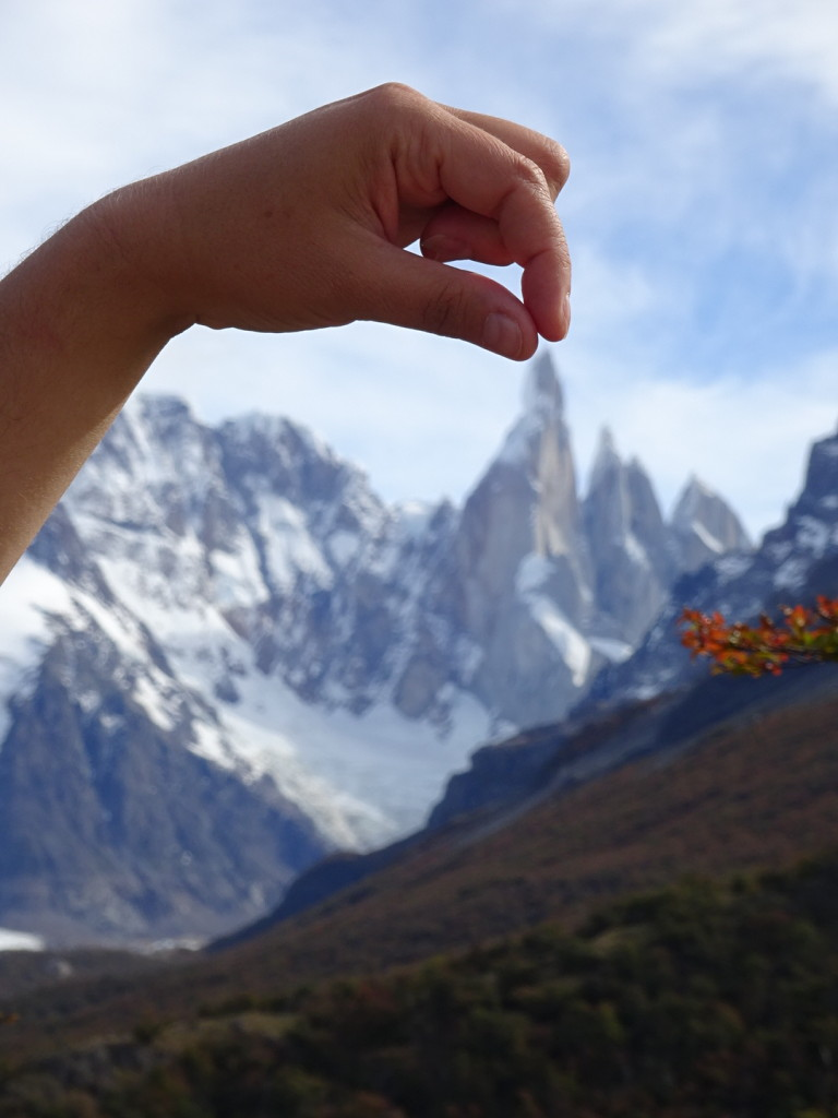 We took our trip to Patagonia....VERY seriously