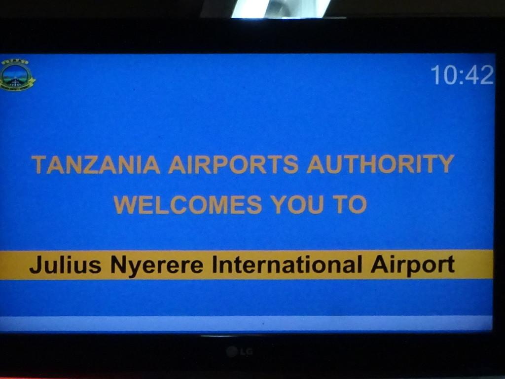 DAR! We made it to Tanzania!!