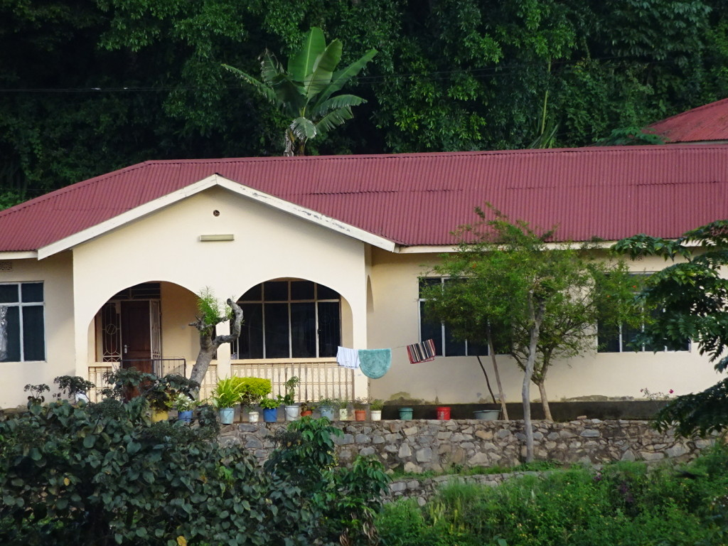 Masha's family home.