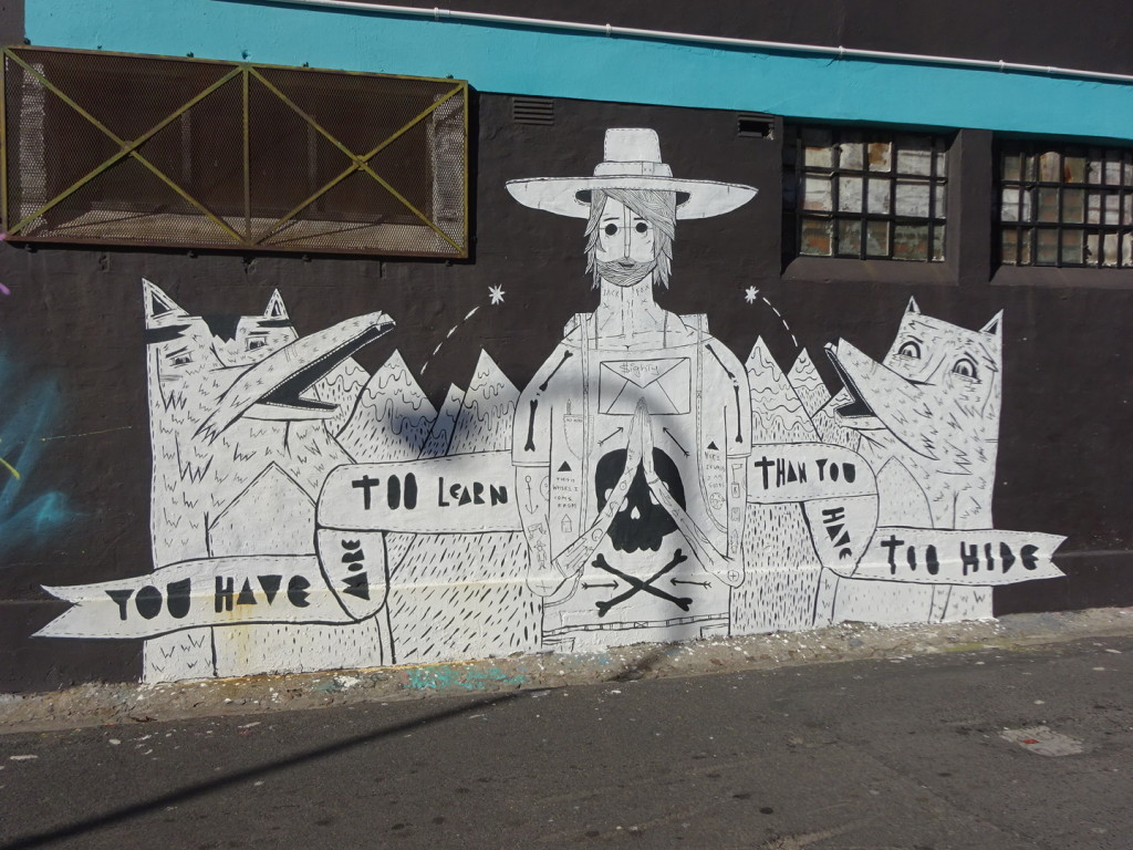 Found a few by this artist around Wallingford...