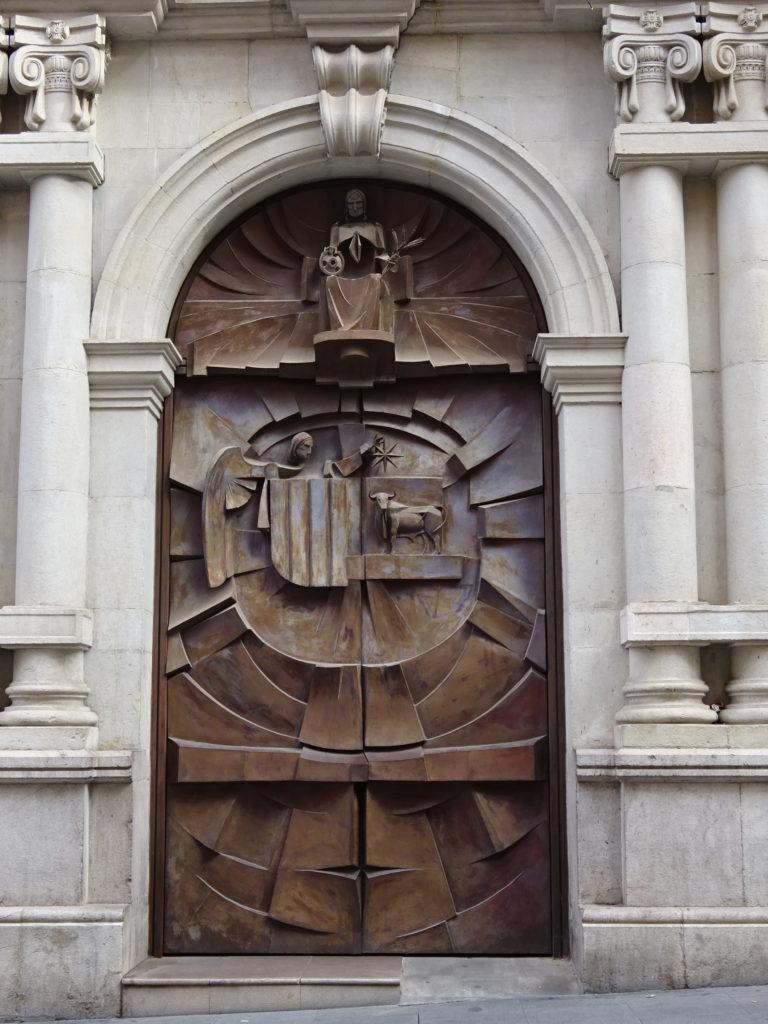 Every cool door reminds us of Zanzibar.